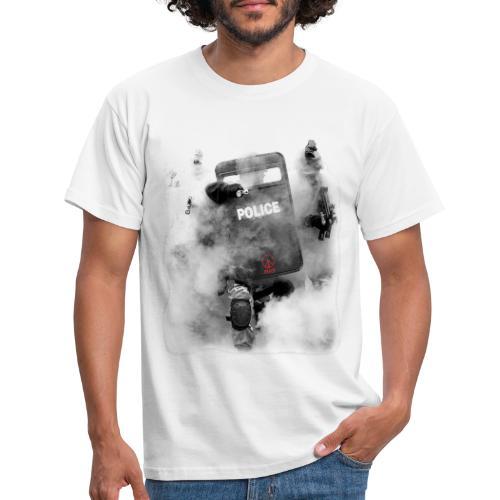 Police - Maglietta da uomo