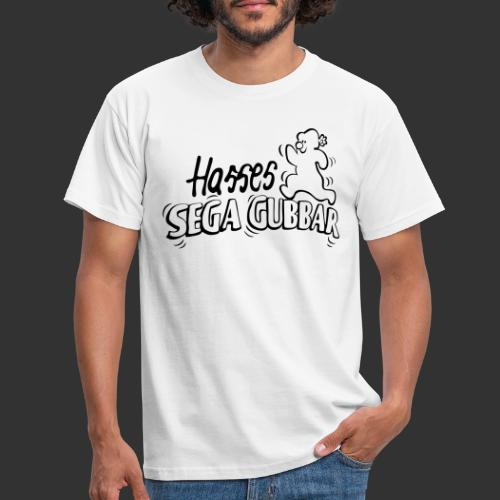 Hasses segaste gubbar - T-shirt herr