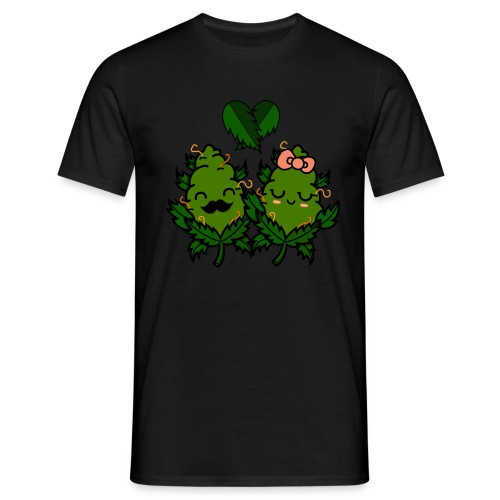 Mr & Ms Weed Nug - Camiseta hombre