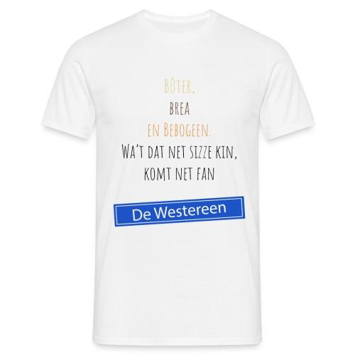 De Westereen - Mannen T-shirt