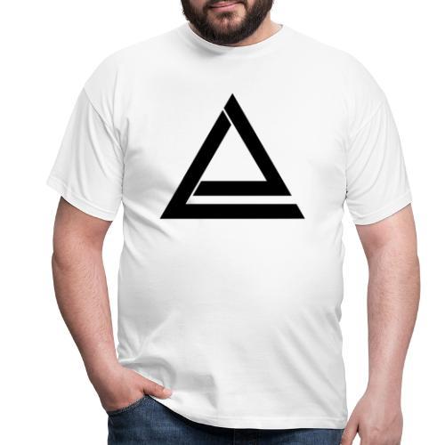 Logo Laix (Noir) - T-shirt Homme