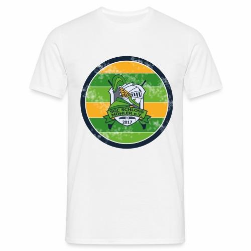 möhlerritter_kreis_01a - Männer T-Shirt