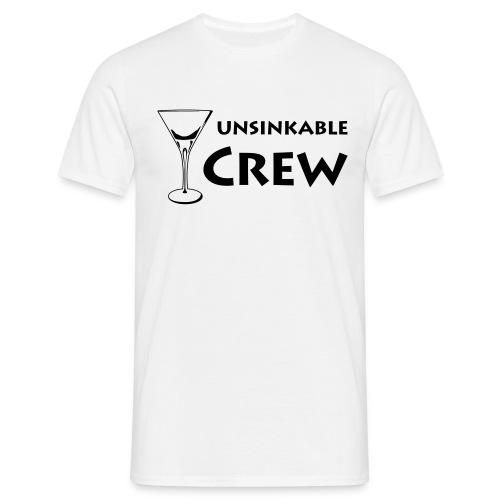 unsinkablecrew - Männer T-Shirt