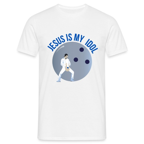 Jesus is my idol - Maglietta da uomo