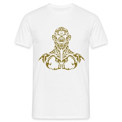Der Krieger des Lichts - Männer T-Shirt