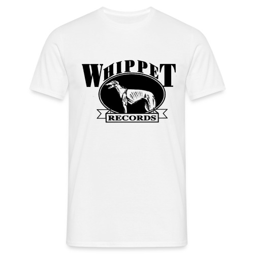 whippet logo - Men's T-Shirt