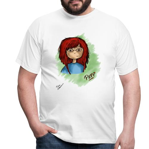 Pepp - T-shirt herr