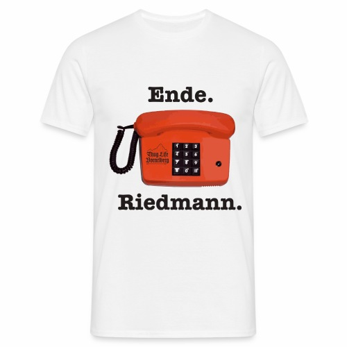 12181041 10204686568714453 204035362 o jpg - Männer T-Shirt