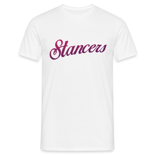 Stancer-Color-PNG - Men's T-Shirt