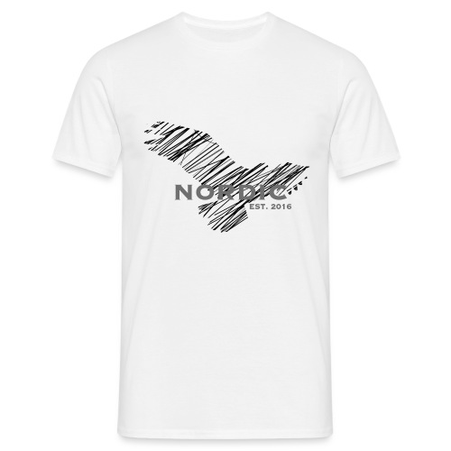 Adler 02 01 png - Männer T-Shirt