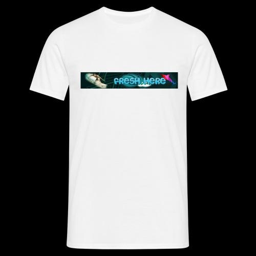 fresh here - Camiseta hombre