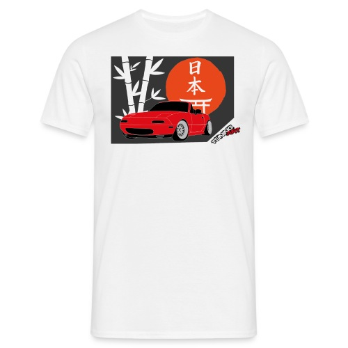 Bambus - Männer T-Shirt