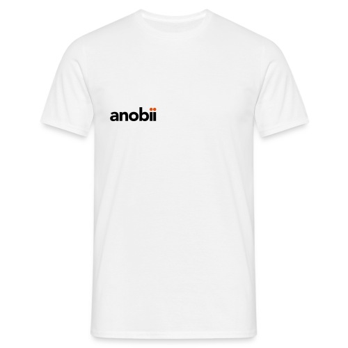 Anobii logo - Men's T-Shirt