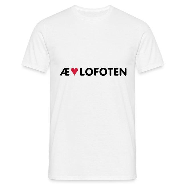 Lofoten NAUTEE.no | Kontrast T skjorte for kvinner