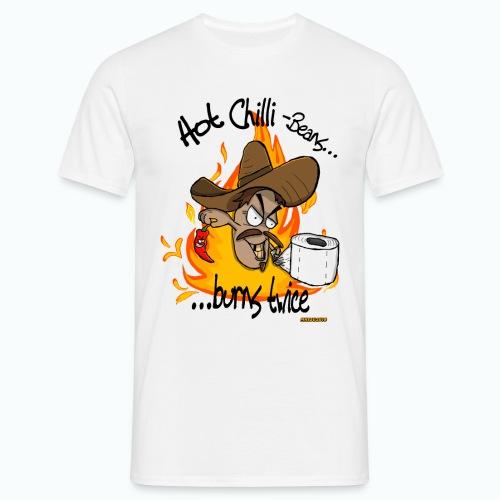 chilli Kopie - Männer T-Shirt