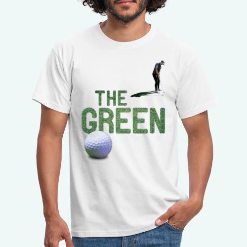 Golf - The Green - Männer T-Shirt