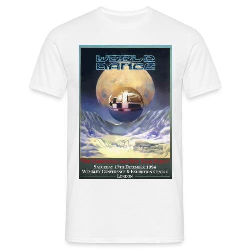 worlddance0006 - Men's T-Shirt