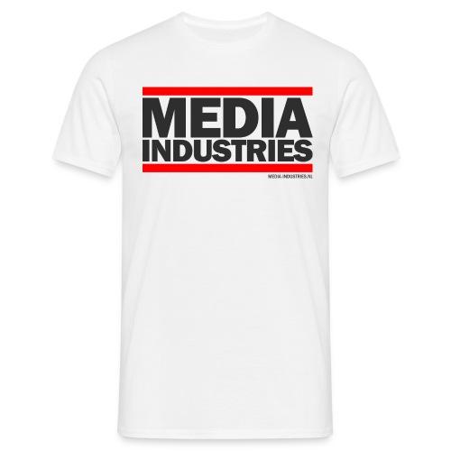 URBAN SHIRT WHITE - Mannen T-shirt
