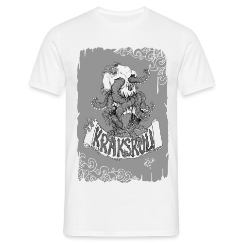 Krakskull - Männer T-Shirt