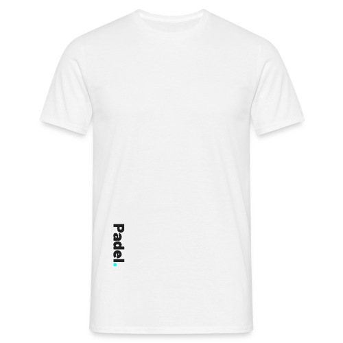 Padel1503 - T-shirt Homme