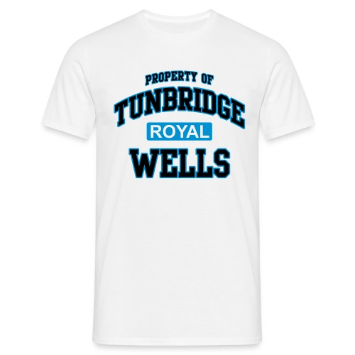 Property of Royal Tunbridge Wells - Men's T-Shirt