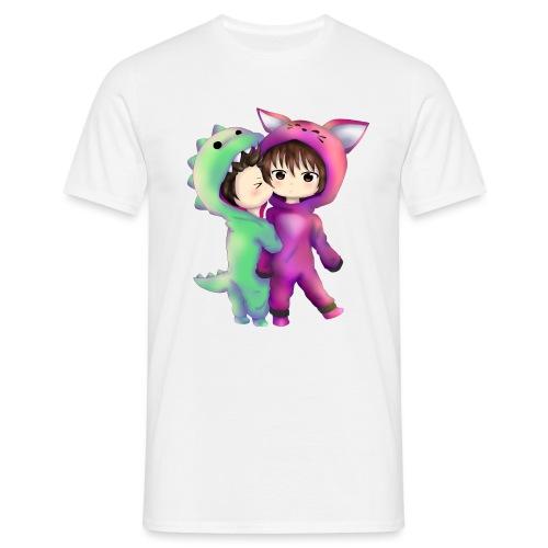 MexiKissFufu3 Kopie tshirt png - Männer T-Shirt