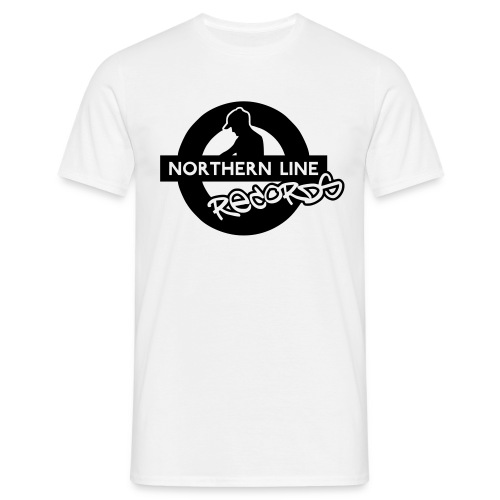 LARGE NLR LOGO - Men's T-Shirt