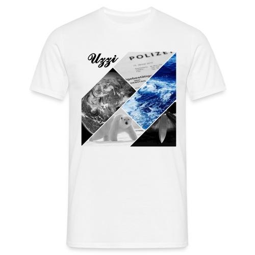 Uzzi water - Männer T-Shirt