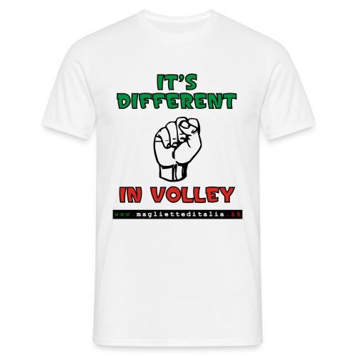 different volley - Maglietta da uomo