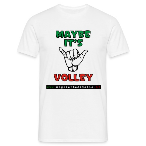 maybe - Maglietta da uomo