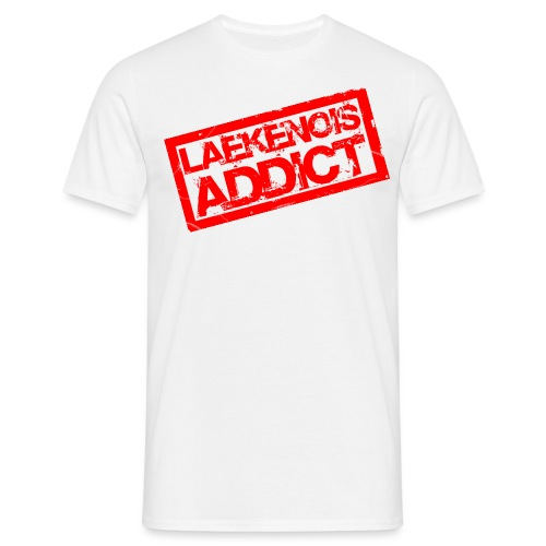 addict laek - T-shirt Homme