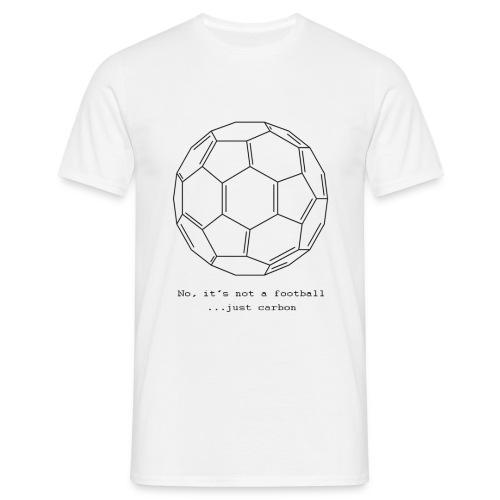 FULLEREN - Männer T-Shirt