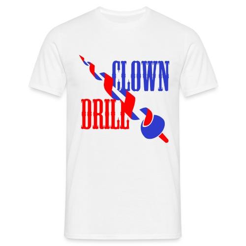 ClownDrill - Men's T-Shirt