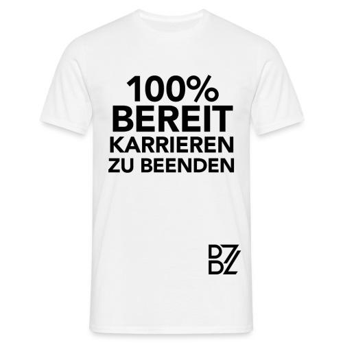 benz prozent schwarz png - Männer T-Shirt