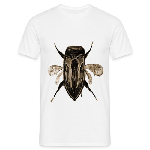 insecte n b - T-shirt Homme