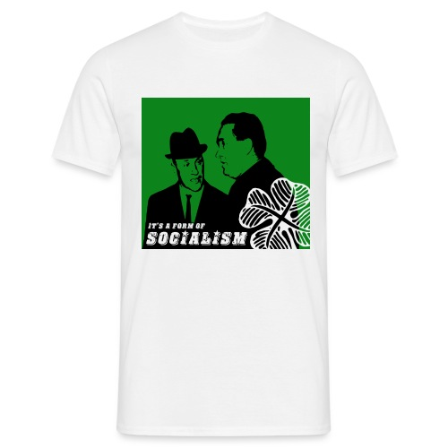 socialism - Men's T-Shirt