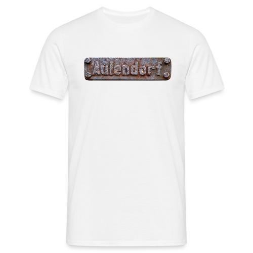 Aulendorf Heavy Metal - Männer T-Shirt