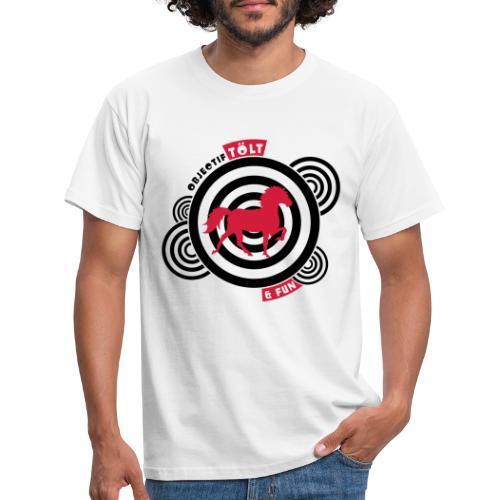 Objectif Tölt & fun (MT5) - T-shirt Homme