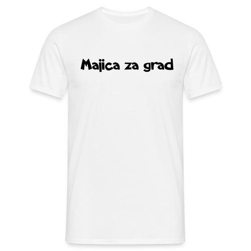majica grad2 - Men's T-Shirt