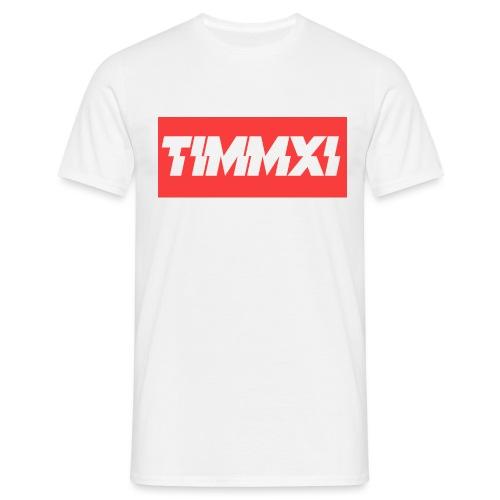 TimmXI Shirt - Mannen T-shirt