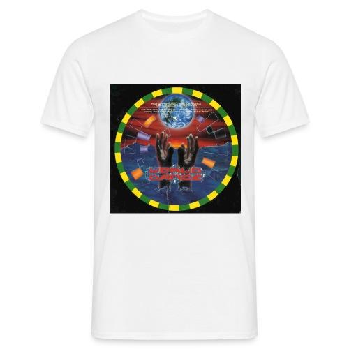 worlddance0030 - Men's T-Shirt