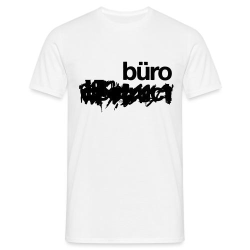 BD Büro XXX - Männer T-Shirt