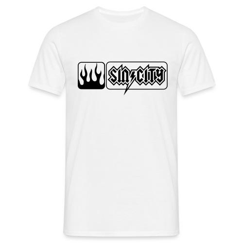 pos vflames - Männer T-Shirt