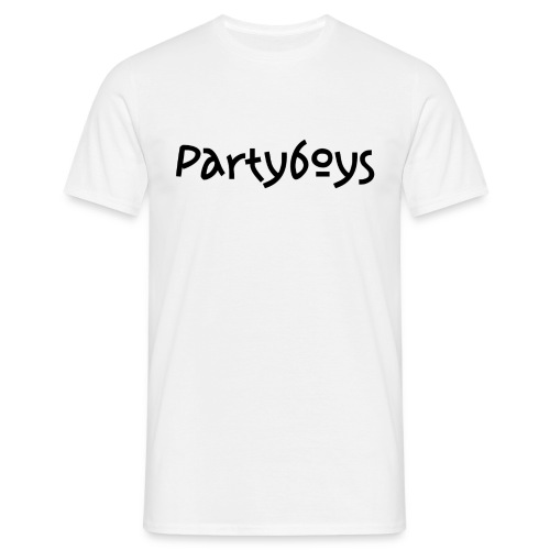 partyboys - T-skjorte for menn
