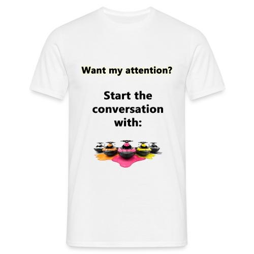 Sea Doo Spark - T-shirt herr