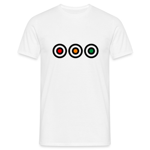 Rond - T-shirt Homme