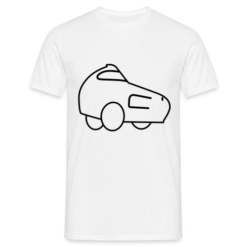 Velomobil Leitra - Männer T-Shirt