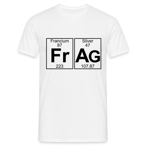 Fr-Ag (frag) - Full - Men's T-Shirt