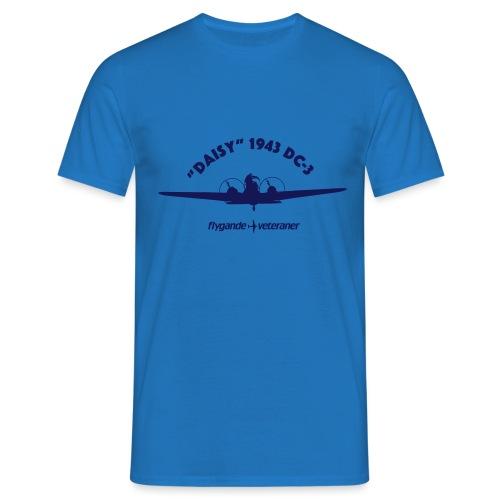 Daisy front silhouette 1 - T-shirt herr