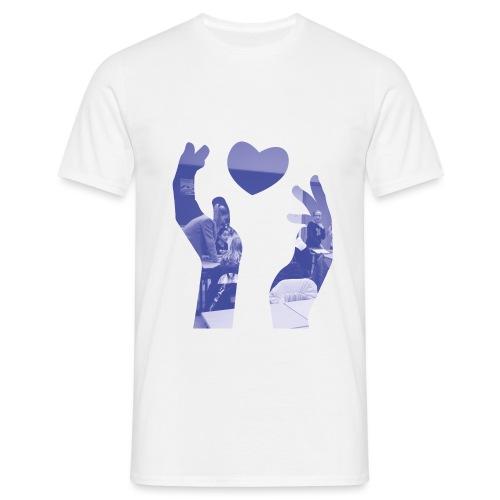 T-shirt Vie À Saint André 102 - T-shirt Homme